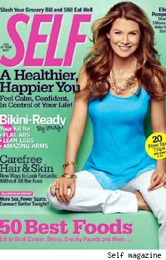 Self Magazine Shares Grey's Anatomy's Ellen Pompeo's Diet and Fitness Tips & Tricks!!