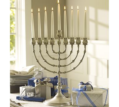 Seasonal Joy: Hannukah Brings a Little Grok* and Lots of Candles.