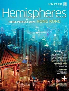 "Manolo Blahnik Talks ""Shoes"" to Hemispheres Magazine"