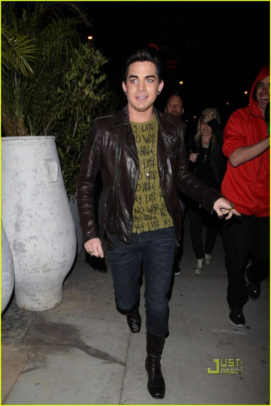 Adam Lambert Hits CBS's The TALK 2/9 at 2 PM ET. Video!!