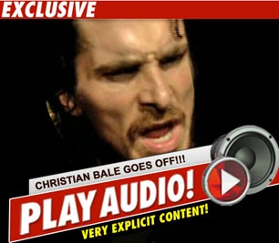 "Secrets of the Red Carpet: Christian Bale Gets ""Just Chill""!"