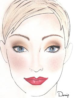 Lancome's Darais Gives You Some Lovely Valentine's Day Beauty!