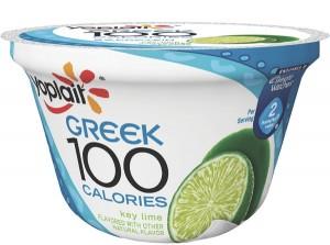 Yoplait Greek 100 Key Lime