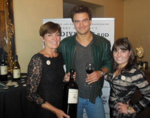 rob mayes janice  and alycia mondavi