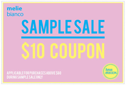 Sample-Sale-Coupon