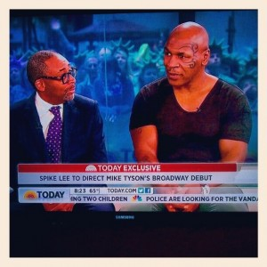 mike tyson on today show