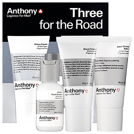 3 for road anthony logistics