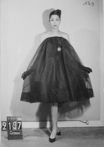 The Baby Doll Dress 1958