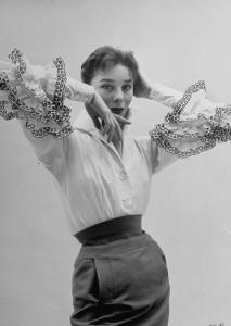 The Bettina Blouse 1952