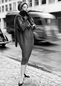 The Sack Dress 1957