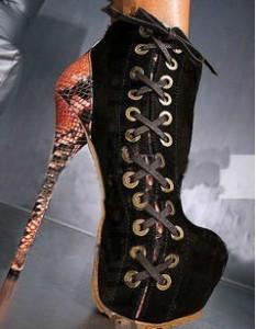 unique lace up high heel pumps women shoes