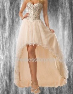 Dramatic Sheath Jewel Elastic Satin Prom Dress