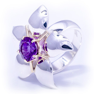 Sea Flower Ring