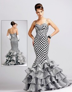 2010 Unique Vintage Prom Dress