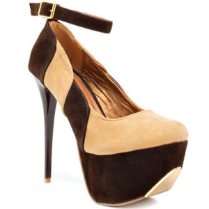 Trustie – Chocolate Promise Shoes (non-edible)