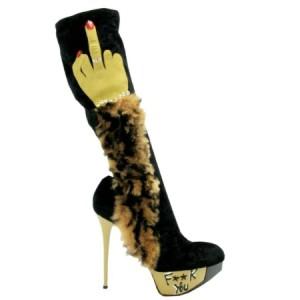 Dogana suede f u tall boot