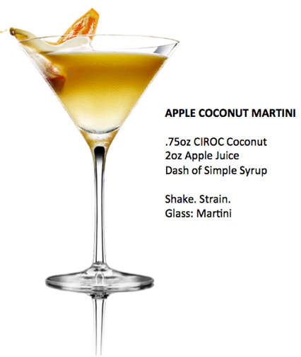 apple-coconut-martini