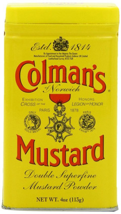 colman's-mustard