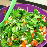 grapefruit-and-spinach-sala