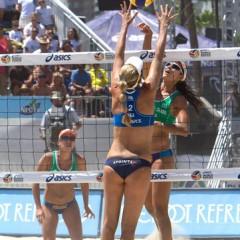 ASICS World Series of Beach Volleyball LIVE 8/18- 8/23  Long Beach, CA. #WSOBV