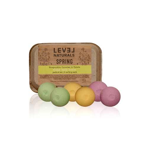 level-naturals-bath-bombs