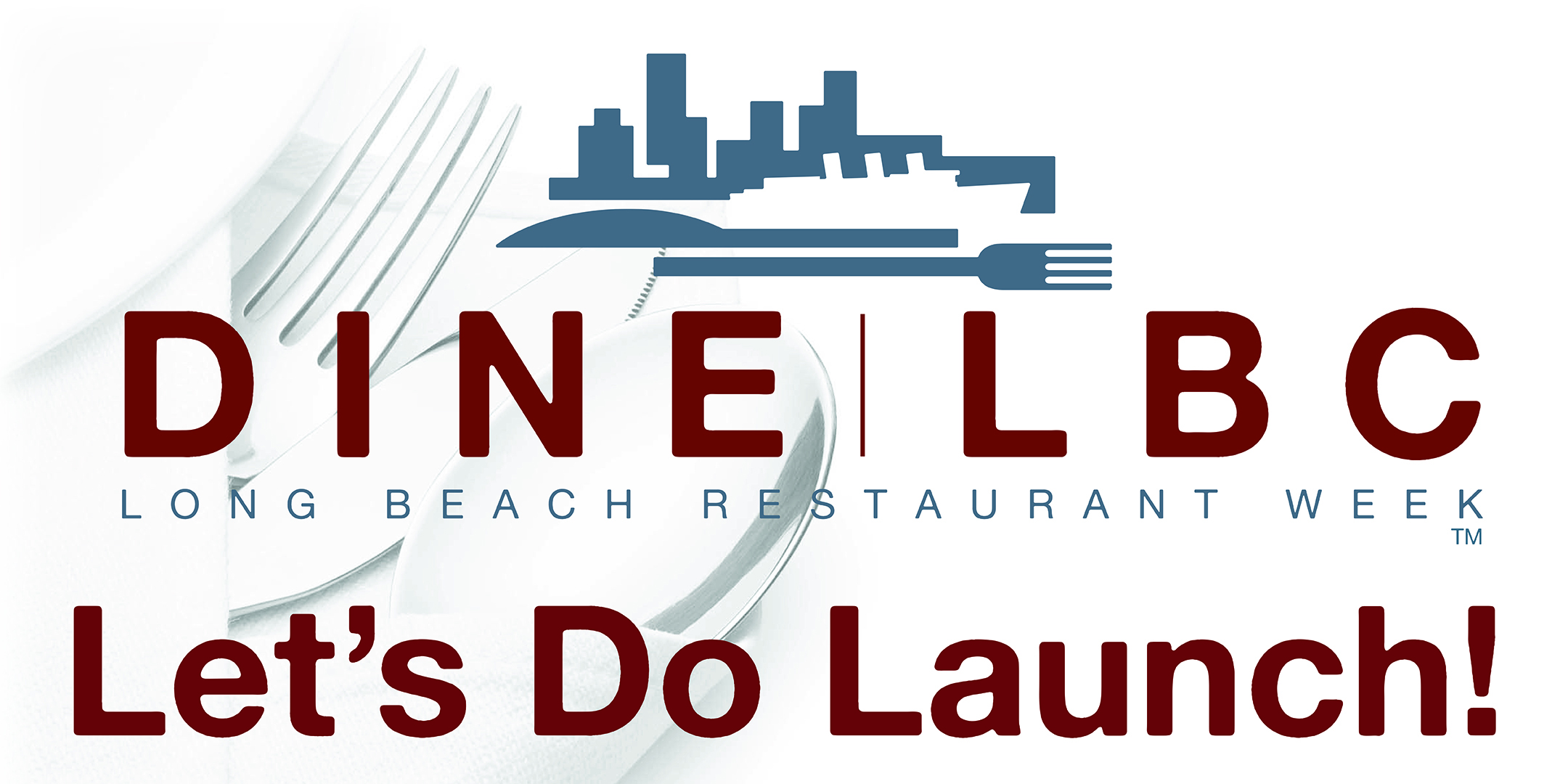 launch party logo