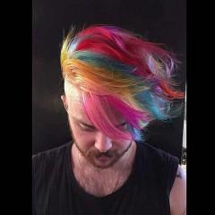 Celebrity Hair Stylist Dennis Stokely Trend-Spots Festival Hair at Coachella!