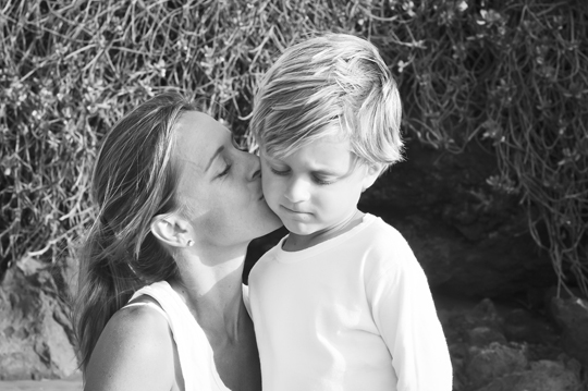 bw-mom-and-son