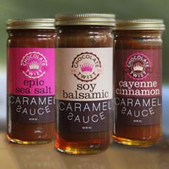 caramel sauces