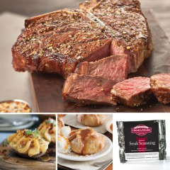 Celebrate Dad with Omaha Steaks!! Great Gifts from Omaha Steaks