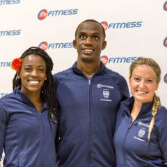 Wishing You Could Be an Olympic Class Athlete? You Can Train Like One — with 24 Hour Fitness!