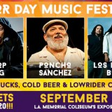 Spend Labor Day with Snoop Dog and a Hot Roster of Musicians  at Labor Day Music Fest, Exposition Park!