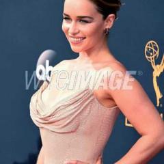Celebrity hairstylist Adir Abergel  Creates a Gorge Hairstyle for Emilia Clarke with Leonor Greyl + GHD!