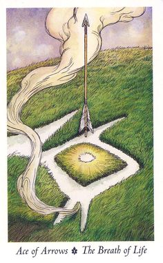 ace of arrows