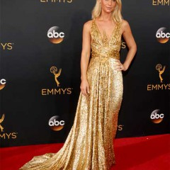 Claire Danes Rocks Emmy's Red Carpet! Dress-Check; Makeup-Check; Hair–Double-Check from Leonor Greyl!