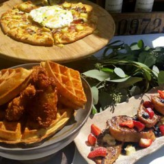 Brunching Out at Salt Creek Grill- El Segundo: Patio Dining with a Relaxed Vibe! & Terrific Food!