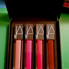 NARS Shows Off GLORIOUS  Color in Velvet Lip Glides Collection! Perfect for Gifting!!
