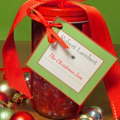 Quick Holiday Hostess Gifts, Stocking Stuffers + More  from Robert Lambert Artisanal Foods!