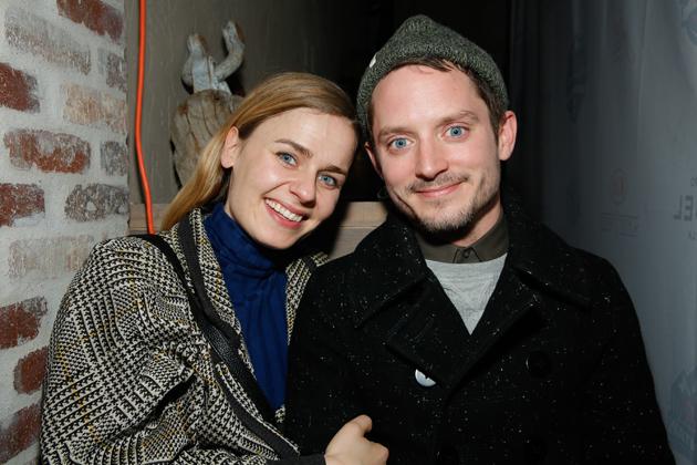 Elijah-Wood-and-Mette-Marie