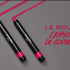 Chanel Debuts New Lip Pens with  LE ROUGE CRAYON DE COULEUR! On Counters NOW!