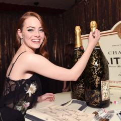 Celebrate the  Weekend with Taittinger Champagne– Just Like the SAG Awards Does.