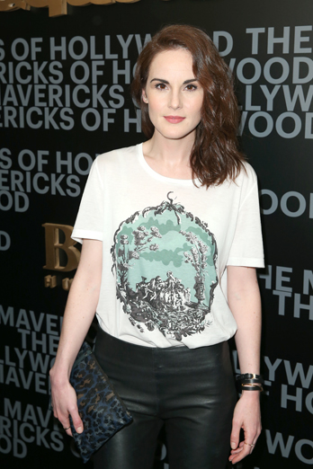 Michelle-Dockery-attends-Es