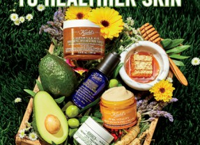 Kiehl's stores celebrate #HealthySkinForAll, Feb. 24-March 8, with BLOOM BARS in NY, LA +SF!