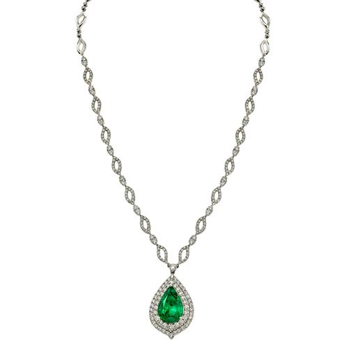 neck-emerald