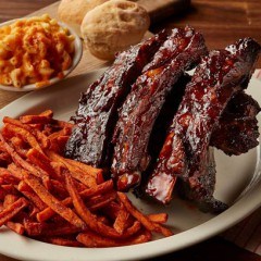"""Lucille's BBQ Restaurants  Donating All """"Round It Up, America"""" Funds to  """"Autism Speaks""""!"""