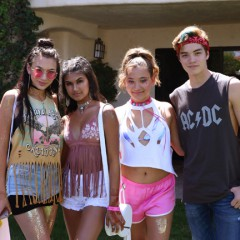 Consummate Coachella #11: Radio Disney Hits Mixology Clothing Company Desert Splash Pop-up