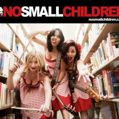 "LA's No Small Children Drops  Hot New Single ""Radio""! Check It Out!"
