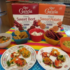 Adding RW Garcia (Crackers) to Your Easter Dinner!