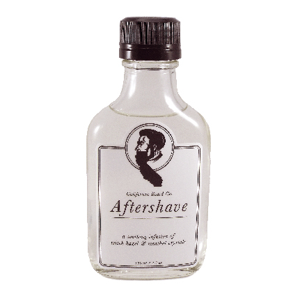 Aftershave-cutout