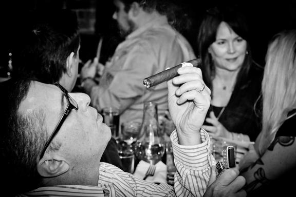 Client-cigar